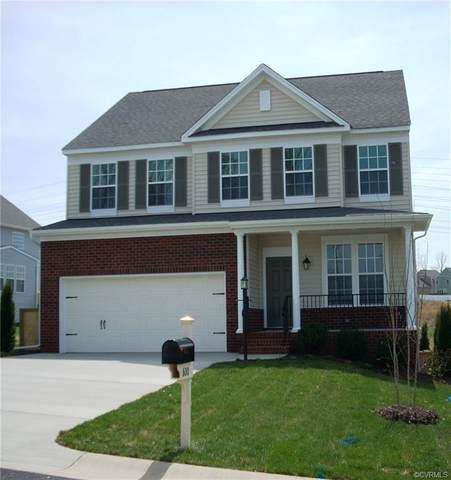 9113 Fenshaw Court, Mechanicsville, VA 23116 (MLS #2032939) :: Treehouse Realty VA