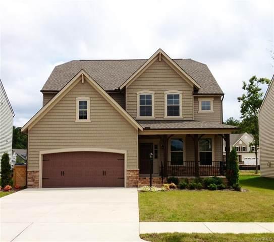 9108 Fenshaw Court, Mechanicsville, VA 23116 (MLS #2032941) :: Treehouse Realty VA