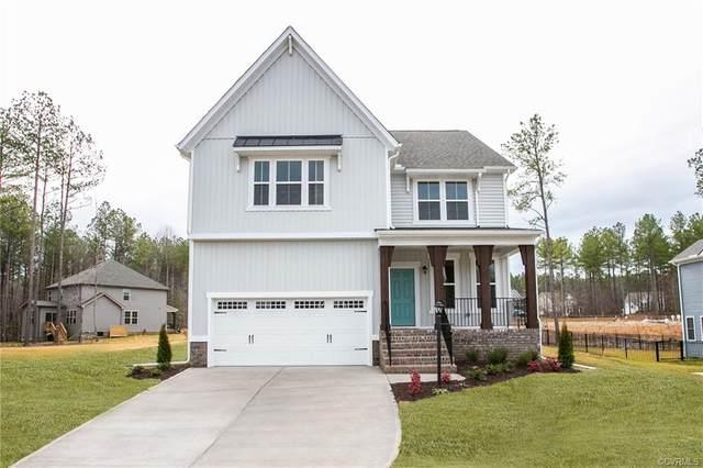9104 Fenshaw Court, Mechanicsville, VA 23116 (MLS #2032943) :: Treehouse Realty VA