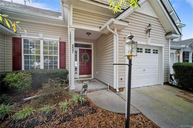 8847 Providence Knoll Mews, North Chesterfield, VA 23236 (MLS #2032949) :: EXIT First Realty