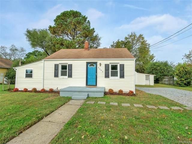 3505 Granby Street, Hopewell, VA 23860 (MLS #2032952) :: Treehouse Realty VA