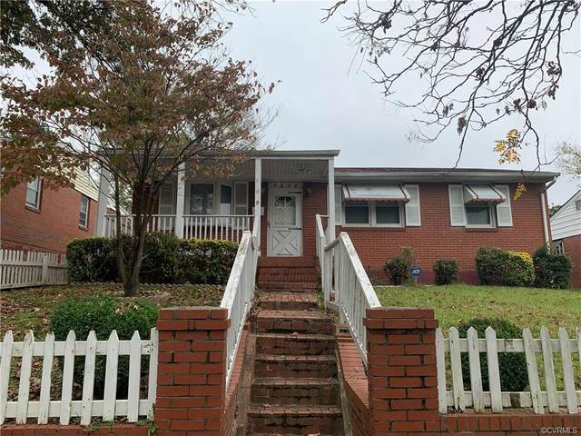 1405 N 24th Street, Richmond, VA 23223 (MLS #2032960) :: Treehouse Realty VA