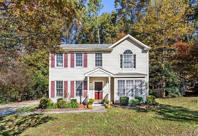 6008 Geneva Drive, Richmond, VA 23224 (MLS #2032993) :: Village Concepts Realty Group