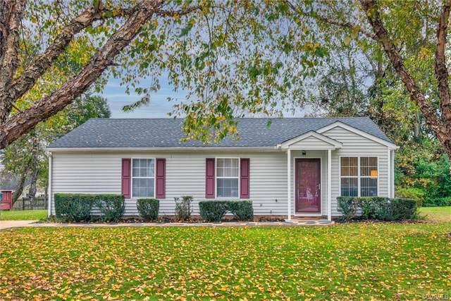 3817 Pinewood Glen Lane, Richmond, VA 23223 (MLS #2033022) :: Small & Associates