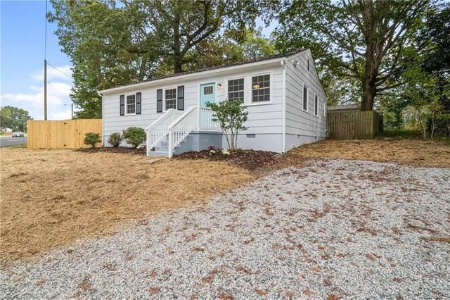 509 Cedar Level Road, Hopewell, VA 23860 (MLS #2033025) :: Treehouse Realty VA
