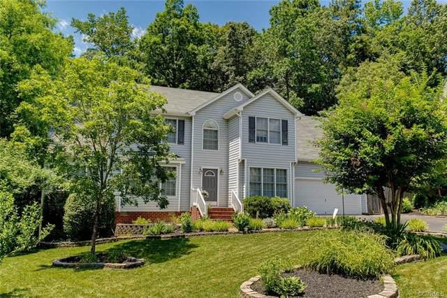 10124 Wood Vale Court, North Chesterfield, VA 23236 (MLS #2033029) :: Treehouse Realty VA