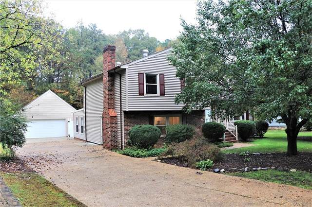 2308 Thousand Oaks Drive, Henrico, VA 23294 (MLS #2033035) :: Treehouse Realty VA
