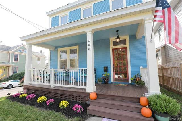 600 W 19th Street, Richmond, VA 23225 (MLS #2033036) :: Treehouse Realty VA