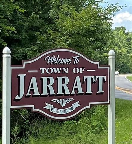 1003 Allen Road, Jarratt, VA 23867 (MLS #2033039) :: The Redux Group