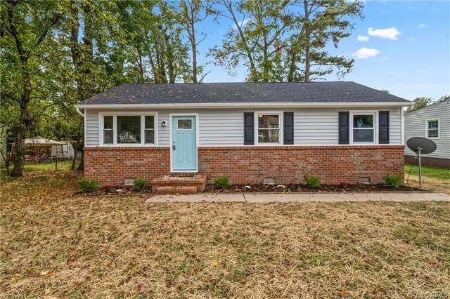 3706 Jackson Farm Road, Hopewell, VA 23860 (MLS #2033051) :: Treehouse Realty VA