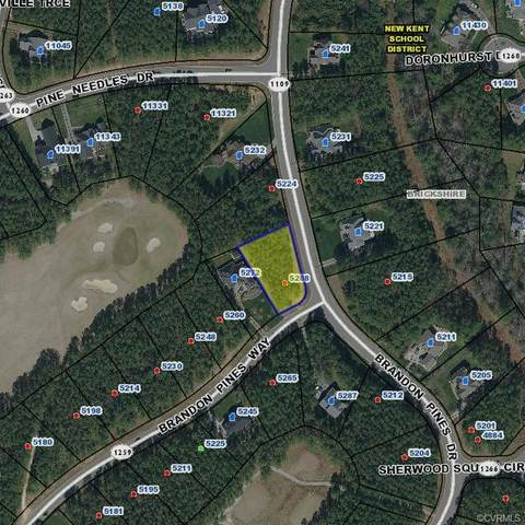 5288 Brandon Pines Drive, Providence Forge, VA 23140 (MLS #2033071) :: Small & Associates