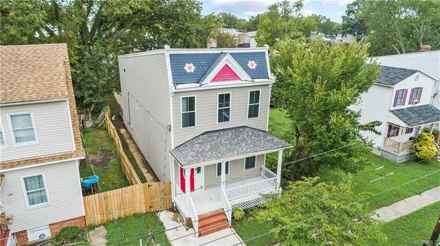 1118 N 34th Street, Richmond, VA 23223 (MLS #2033078) :: Treehouse Realty VA