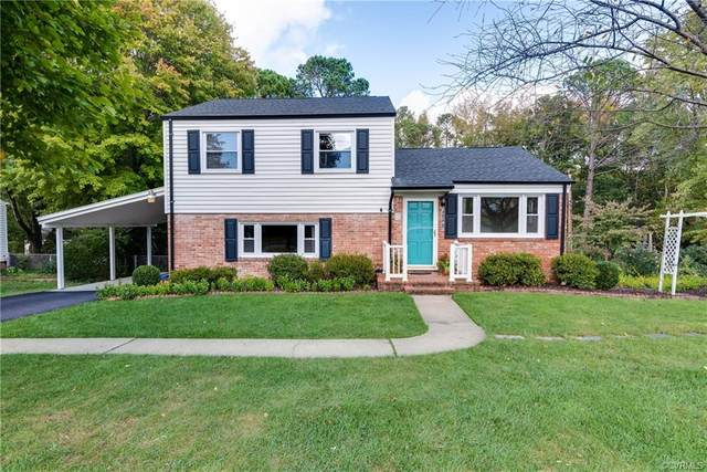9000 Minna Drive, Henrico, VA 23229 (MLS #2033081) :: Treehouse Realty VA