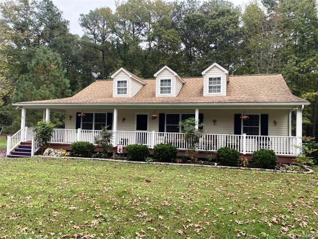 87 Dogwood Drive, Heathsville, VA 22473 (MLS #2033094) :: Treehouse Realty VA