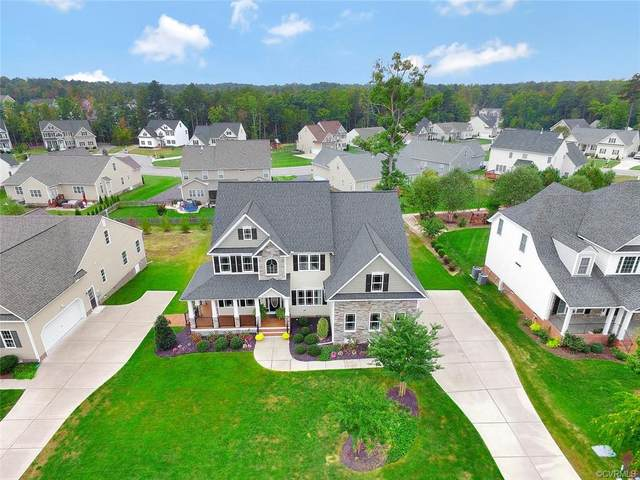 1475 Dominion Springs Road, Powhatan, VA 23139 (MLS #2033123) :: The Redux Group