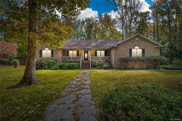 395 Holly Haven Road, Weems, VA 22576 (MLS #2033133) :: Small & Associates