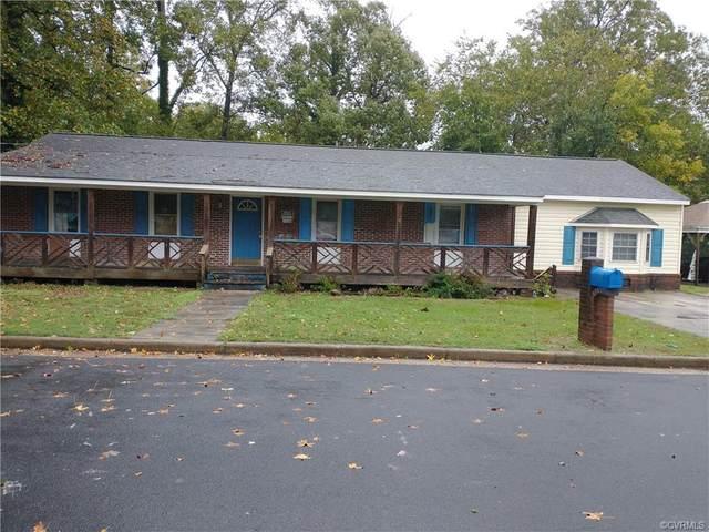 2111 Day Street, Hopewell, VA 23860 (MLS #2033137) :: Treehouse Realty VA