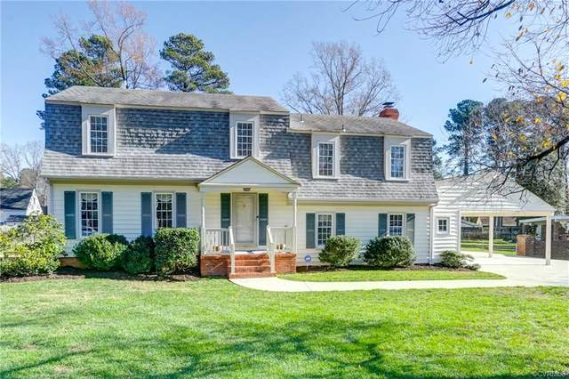 8103 Diane Lane, Richmond, VA 23227 (MLS #2033139) :: Small & Associates