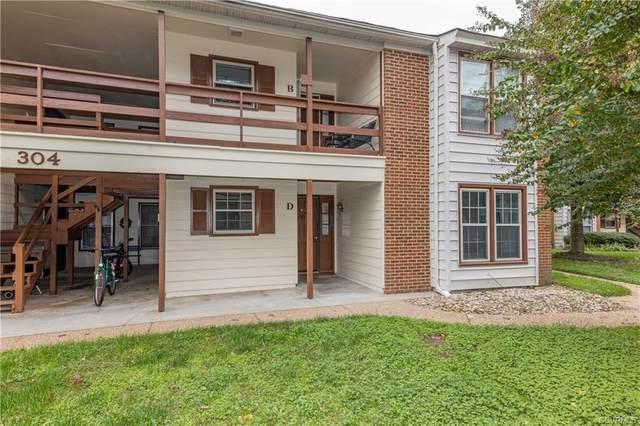 304D Patriot Lane, Williamsburg, VA 23185 (MLS #2033142) :: Treehouse Realty VA