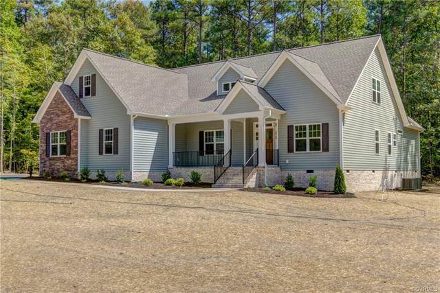 11427 Colwick Trace, Mechanicsville, VA 23116 (MLS #2033160) :: Small & Associates
