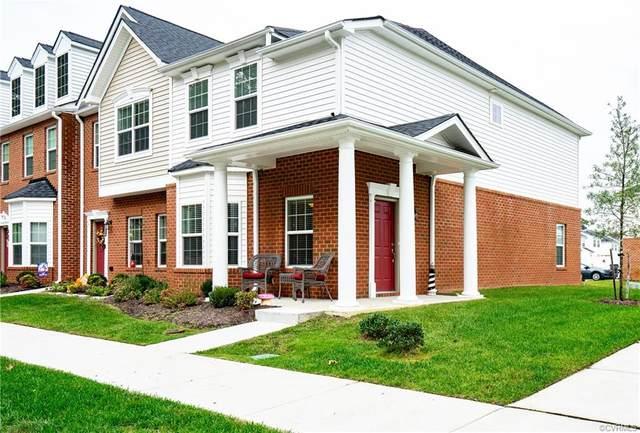 7392 Pebble Lake Drive, Mechanicsville, VA 23111 (MLS #2033173) :: Small & Associates