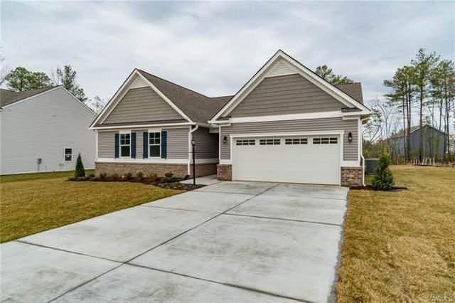 6437 Faulkner Drive, Chesterfield, VA 23234 (MLS #2033177) :: Small & Associates