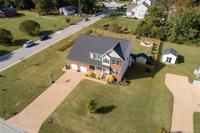 307 Patricks Creek Road, Yorktown, VA 23692 (MLS #2033216) :: Treehouse Realty VA