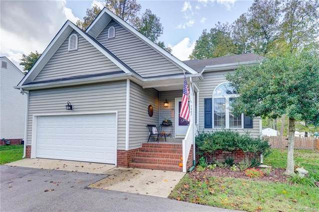 7447 Darva Glen, Mechanicsville, VA 23111 (MLS #2033218) :: Treehouse Realty VA