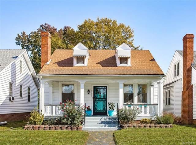 2601 Northumberland Avenue, Richmond, VA 23220 (MLS #2033221) :: Small & Associates