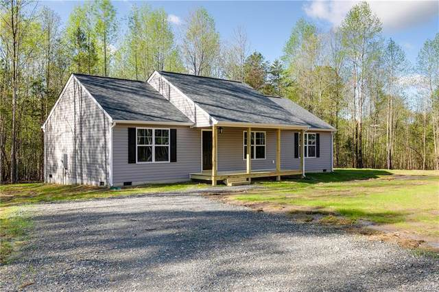 Lot 10 Freestyle Lane, Mineral, VA 23117 (#2033257) :: The Bell Tower Real Estate Team