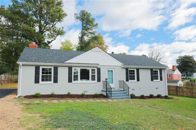 8602 Rockwell Road, Henrico, VA 23229 (#2033304) :: The Bell Tower Real Estate Team