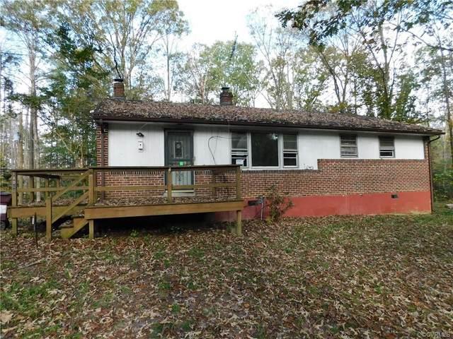 18068 Rogers Clark Boulevard, Milford, VA 22514 (#2033306) :: The Bell Tower Real Estate Team