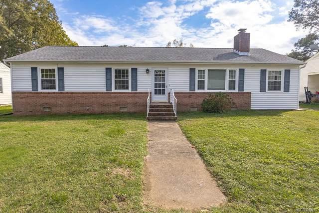 3202 Saint Charles Street, Hopewell, VA 23860 (MLS #2033387) :: Treehouse Realty VA
