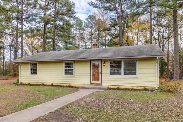 202 Huger Court, Sandston, VA 23150 (MLS #2033457) :: Village Concepts Realty Group