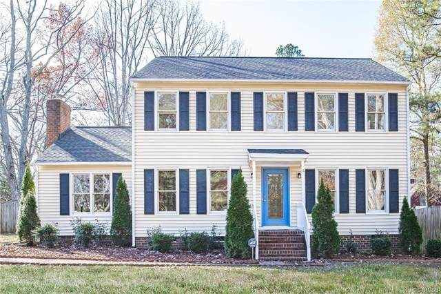 218 Eastman Road, Chesterfield, VA 23236 (MLS #2033589) :: Village Concepts Realty Group