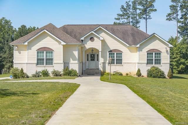 2194 Glendale Mill Road, Freeman, VA 23856 (MLS #2033594) :: Treehouse Realty VA