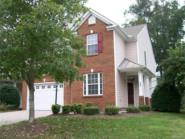 1208 Providence Knoll Drive, Chesterfield, VA 23236 (MLS #2033647) :: The Redux Group