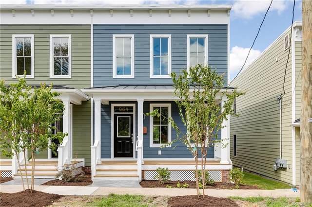 964 Pink Street, Richmond, VA 23223 (MLS #2033657) :: The Redux Group