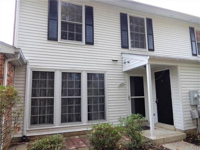 1533 Harpers Ferry Court #152, Henrico, VA 23228 (MLS #2033665) :: The Redux Group