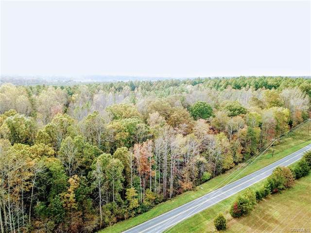 0 Thomas Jefferson Parkway, Palmyra, VA 23963 (MLS #2033712) :: The Redux Group