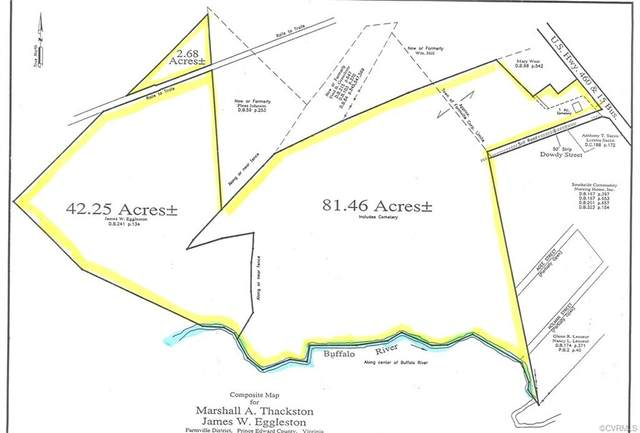 0000 West Third St, Farmville, VA 23901 (MLS #2033728) :: Treehouse Realty VA