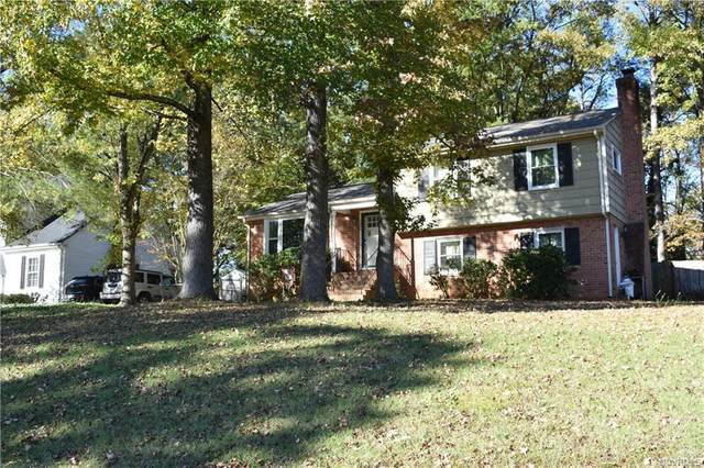2300 Old Coach Lane, Henrico, VA 23238 (MLS #2033750) :: EXIT First Realty