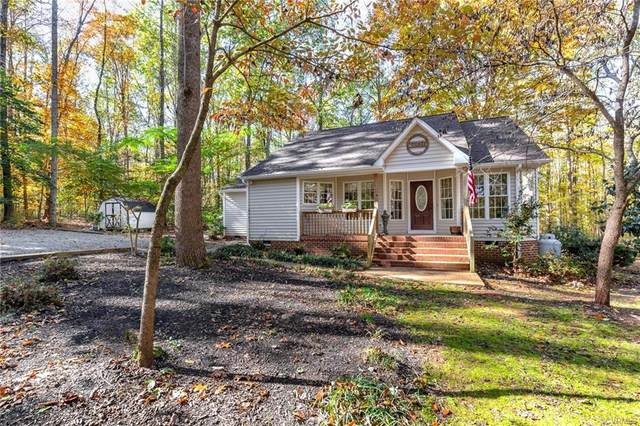 955 Rocky Ford Road, Powhatan, VA 23139 (MLS #2033797) :: The Redux Group