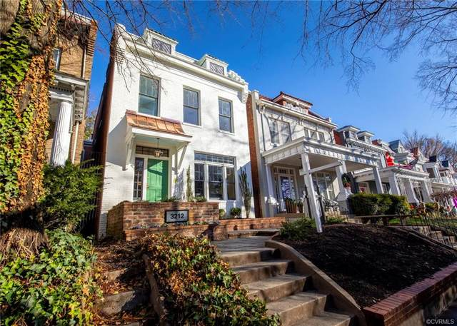 3212 Grove Avenue, Richmond, VA 23221 (MLS #2033804) :: Small & Associates