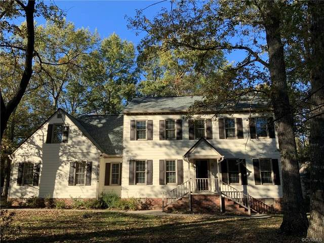 600 Rothschild Drive, Chester, VA 23836 (MLS #2033807) :: The Redux Group