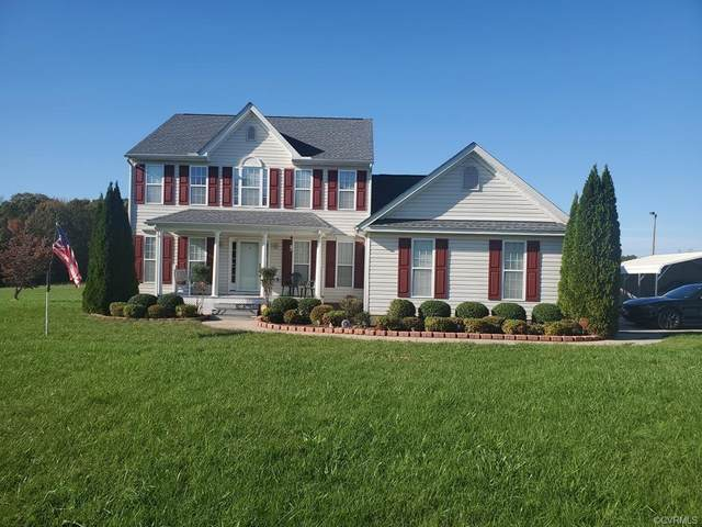 2527 Prince Edward Highway, Pamplin, VA 23958 (MLS #2033820) :: The Redux Group