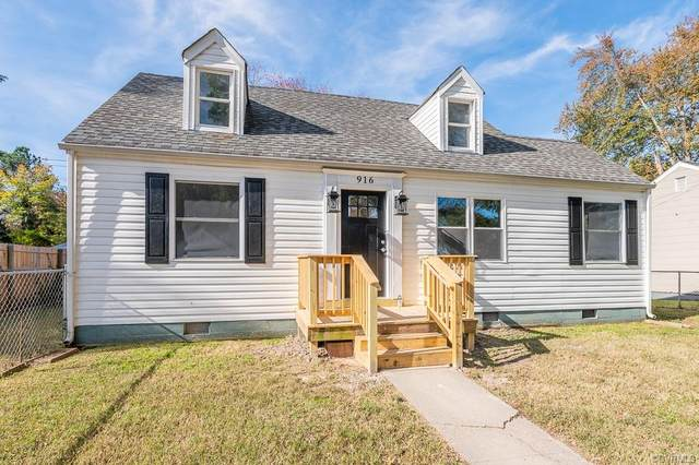 916 Hill Top Drive, Richmond, VA 23225 (MLS #2033830) :: Treehouse Realty VA