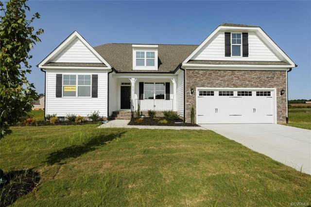 10119 Peach Blossom Road, Mechanicsville, VA 23116 (MLS #2033856) :: The Redux Group