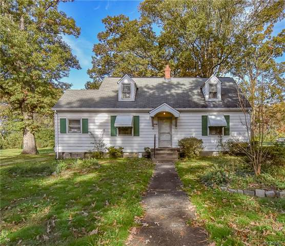 3336 Chapel Drive, Richmond, VA 23224 (MLS #2033876) :: The Redux Group