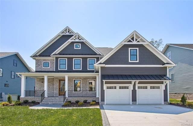 3706 Graythorne Drive, Chesterfield, VA 23112 (MLS #2033943) :: Treehouse Realty VA